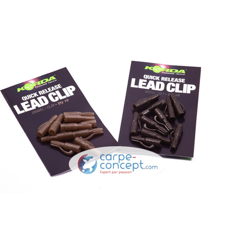 KORDA Quick Realease Lead Clip
