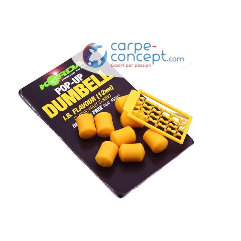 KORDA Pop-up Dumbell Essentiel Ib 12mm