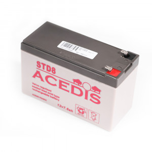 AMIAUD Batterie rechange 12v-7ah