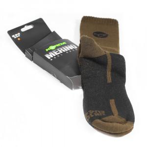 KORDA Kore Merino Wool Sock Olive 10-12