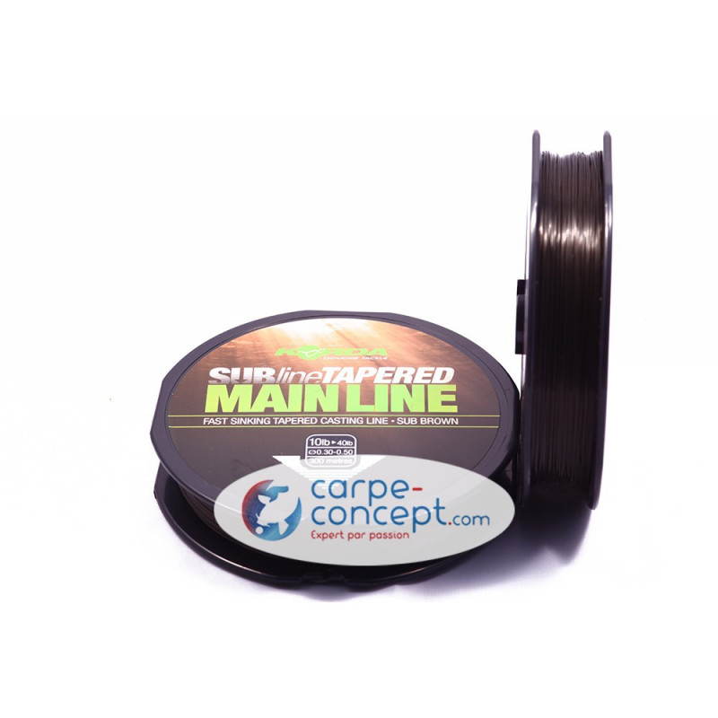 Korda Subline Tapered Main-line