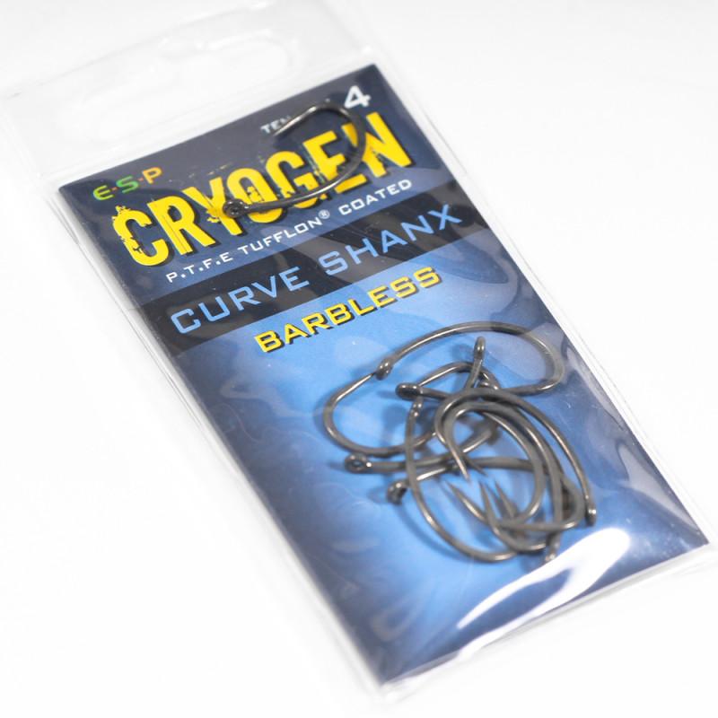 ESP Hameçon Cryogen Curve Shank Barbless