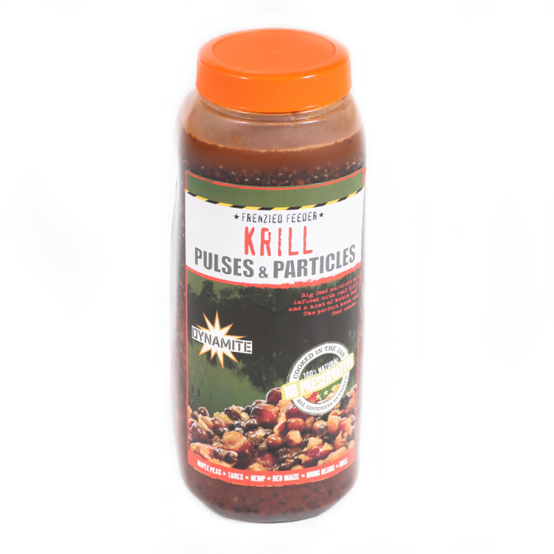DYNAMITE BAITS Frenzied Feeder Sweet Milky Pulses