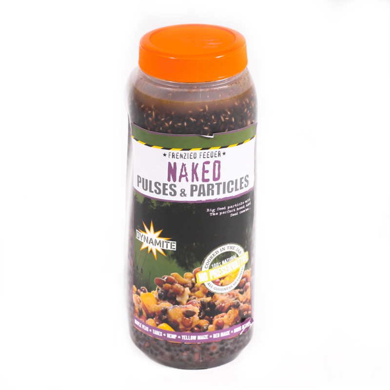 Dynamite Baits Frenzied Naked Pulses and Particles 2.5L