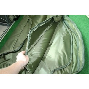 TRAKKER 2 rod padded sleeves 12' 2
