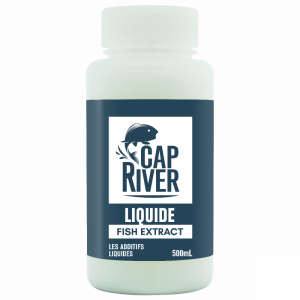 CAP RIVER Liquide Fish Extract 500ml 1