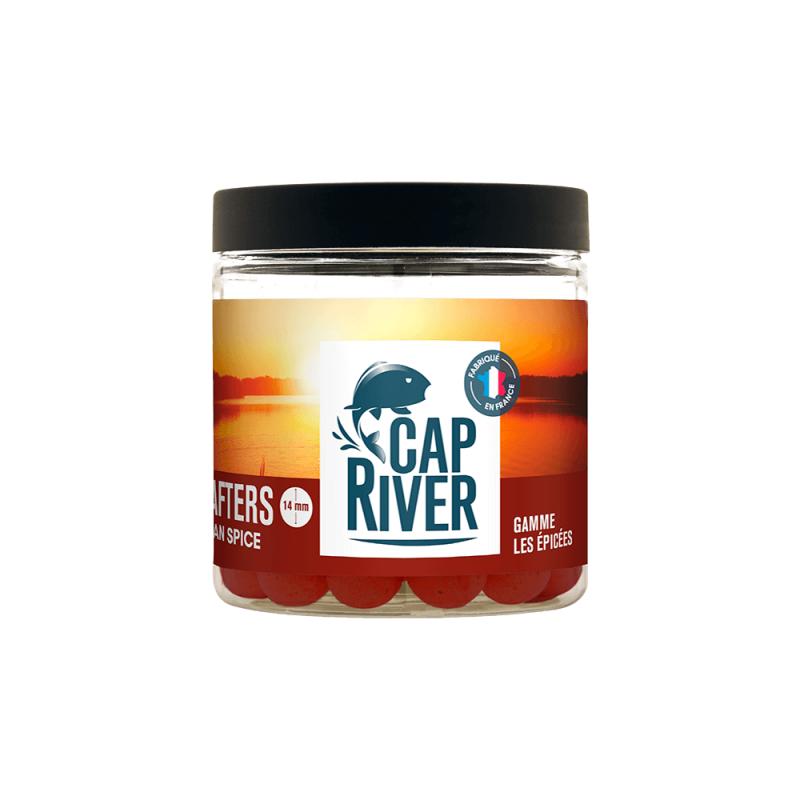 CARP RIVER Wafters Indian Spice 14mm