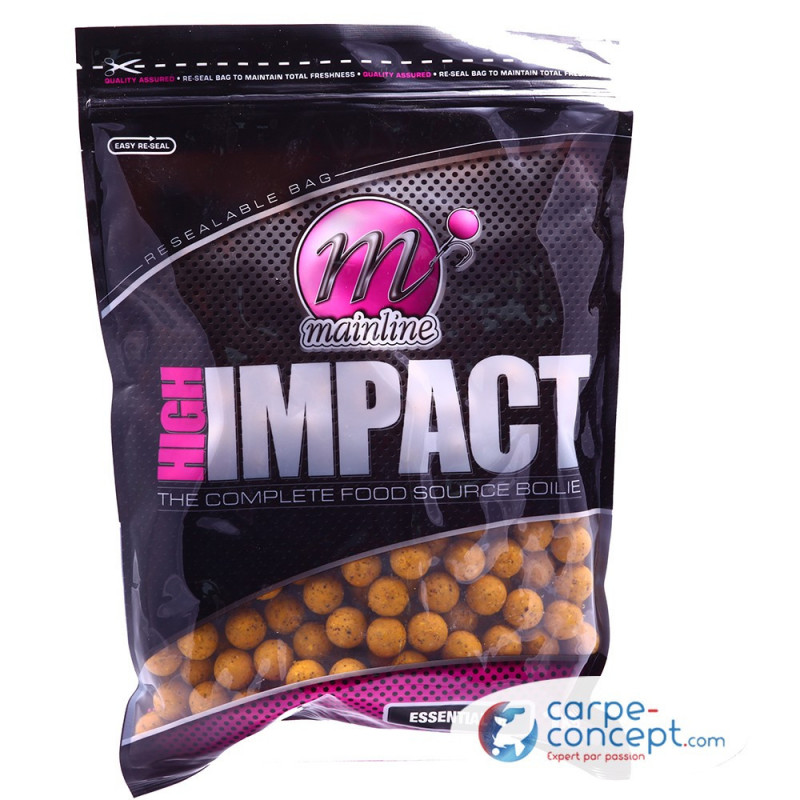 MAINLINE High impact boilies 16mm 1kg Essential IB
