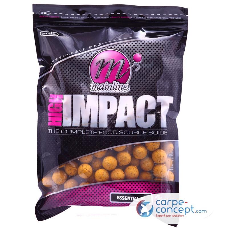 MAINLINE High impact boilies 20mm 1kg Essential IB