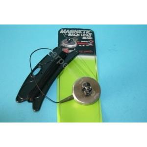 FUN FISHING Magnetic Back Lead par 1 1