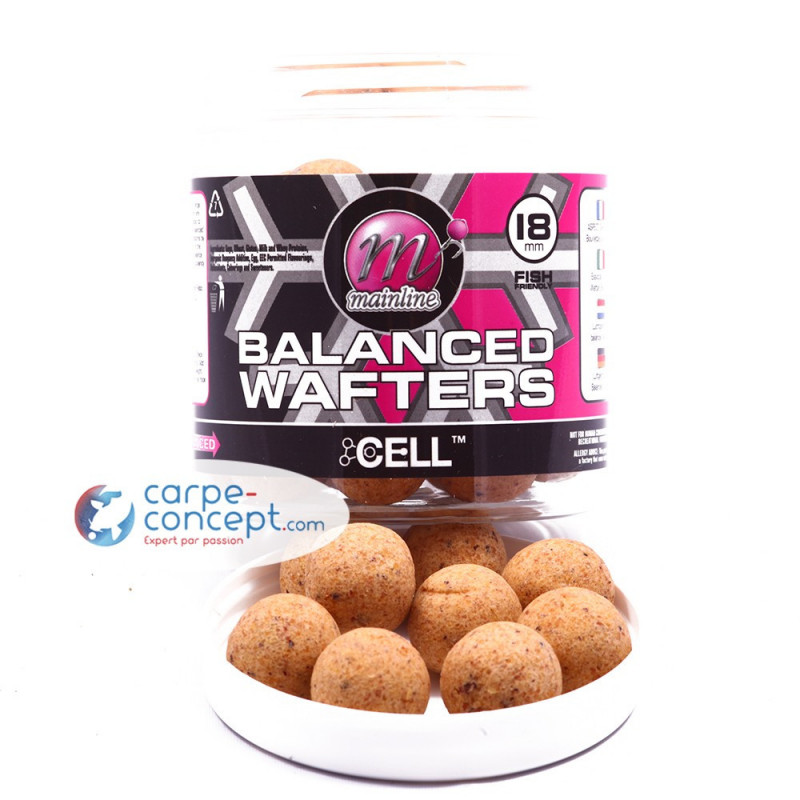 MAINLINE the cell balanced wafters 18mm