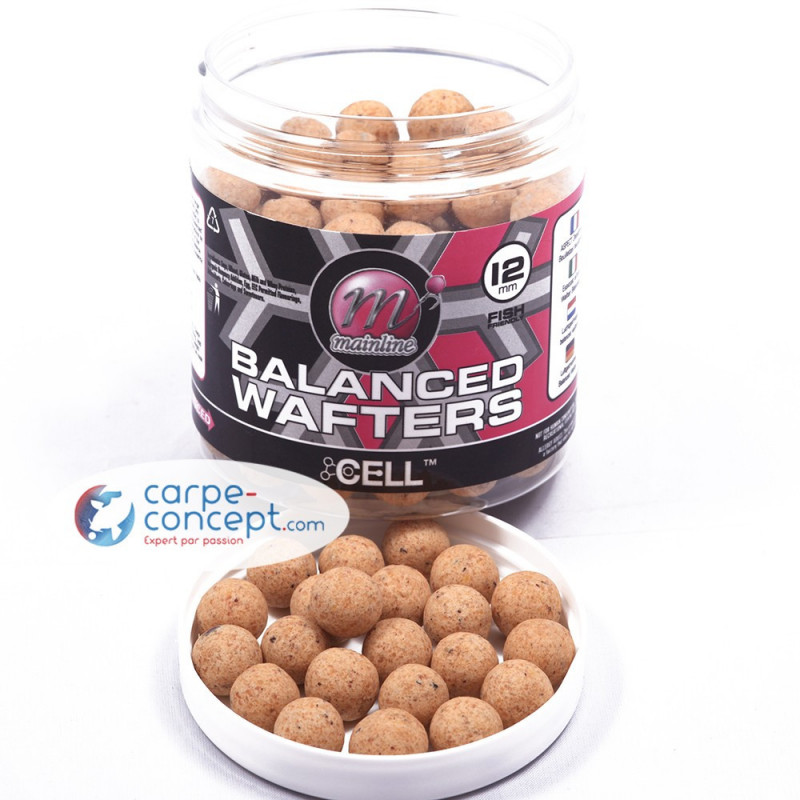 MAINLINE Balanced Wafters 12 mm The Cell