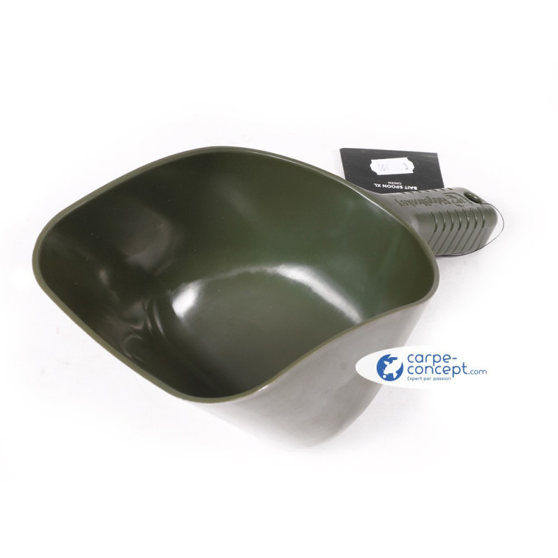 RIDGE MONKEY Bait Spoon Green Small