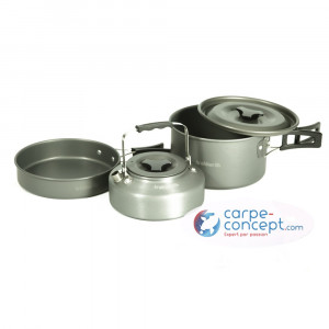 TRAKKER Armolife Complete Cookware Set 1