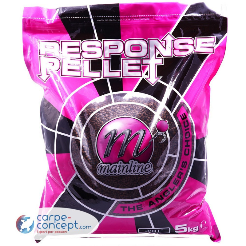 MAINLINE Response Carp Pellet The Cell 5kg
