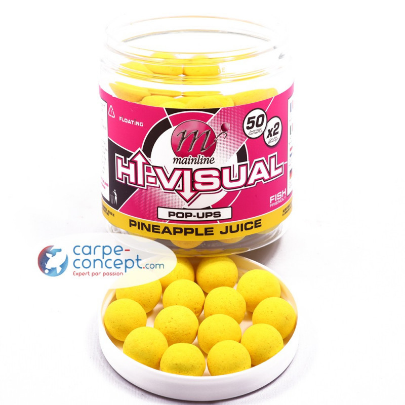 MAINLINE Pop-up Hi Visual Ananas 10mm