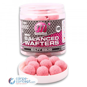 MAINLINE Bouillettes High Impact Balanced Wafters 18 mm Salty Squid