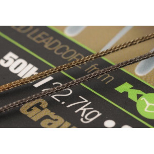 KORDA Kable XT Extreme Leadcore 70lb / 15m 5