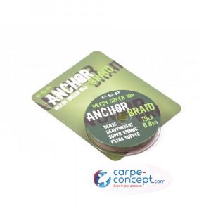 ESP Anchor Braid weedy green 10m 20lb 1