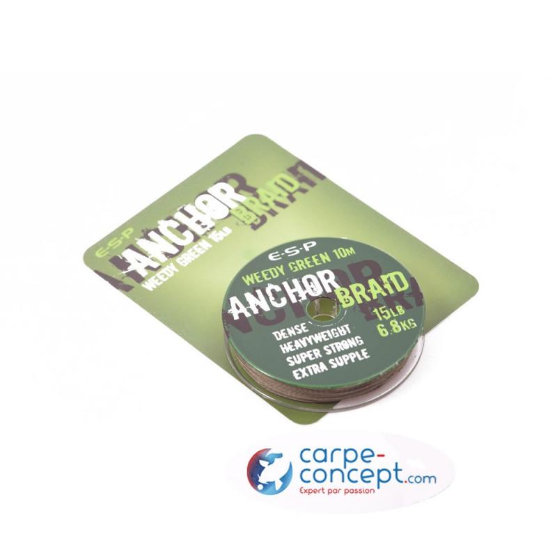 ESP Anchor Braid weedy green 10m 20lb
