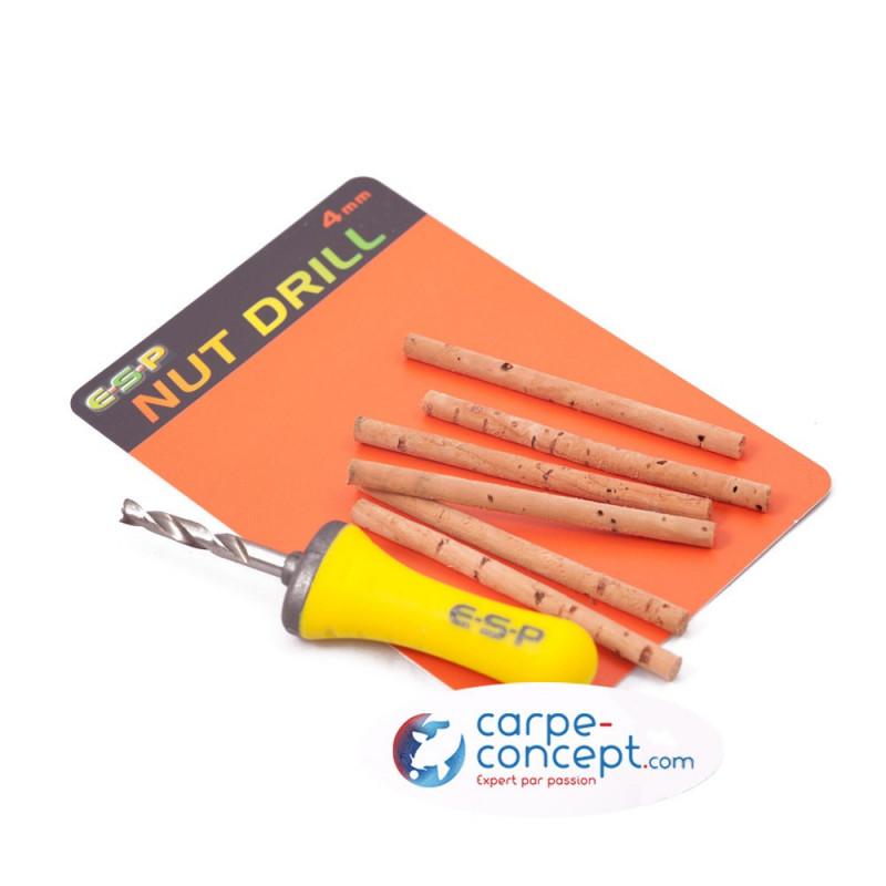 ESP Nut Drill 4mm