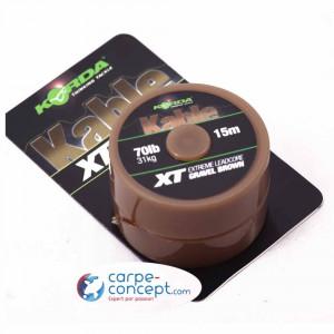 KORDA Kable XT Extreme Leadcore 70lb / 15m 7