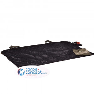 FOX Safety carp sack with H block 1