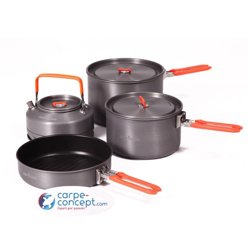 FOX Set de cuisine Cookware Set Large