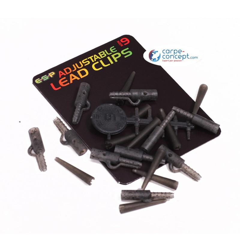 ESP Lead Clip n°9 adjustable silt