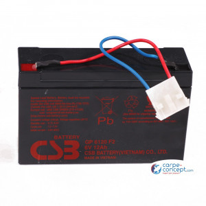 Anatec Batterie plomb 6v/10-12a