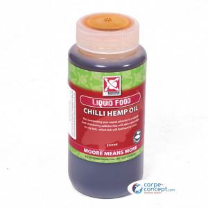 CC MOORE Chilli hemp oil 500ml 1