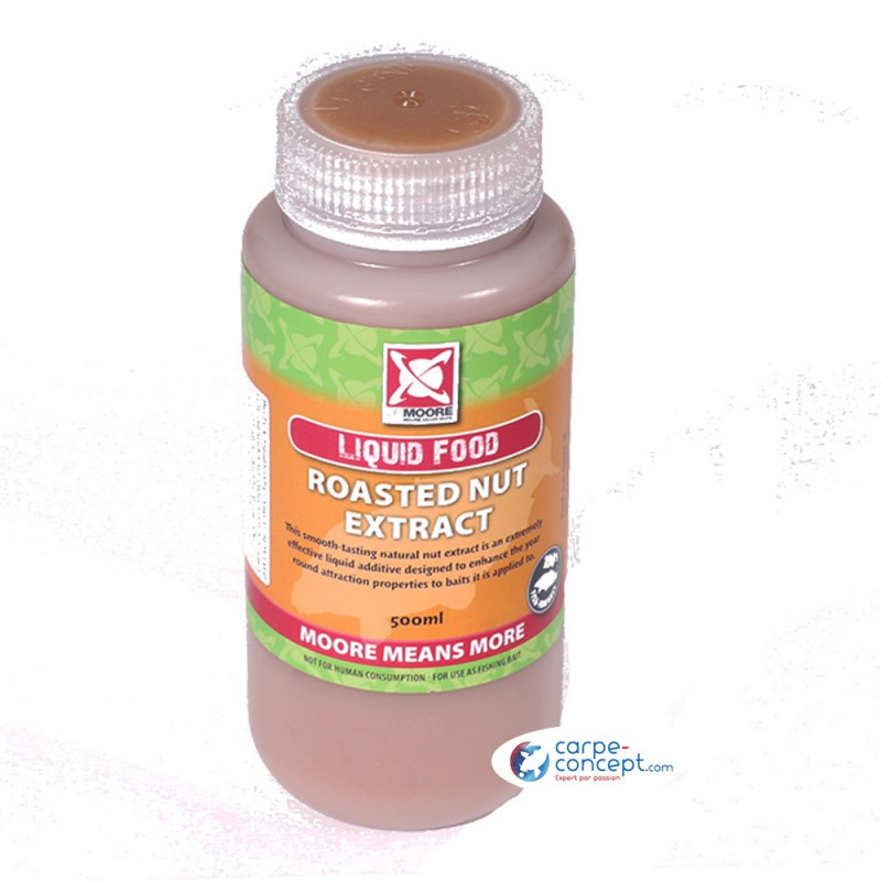CC MOORE Roasted Nut Extract 500ml