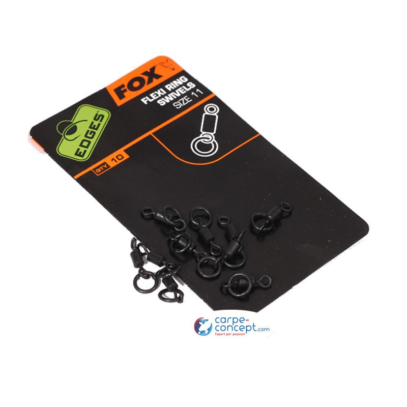 FOX Edges Flexi Ring Swivels 11
