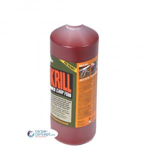 DYNAMITE BAITS Liquid Carp Food Krill 1L 1