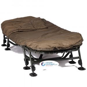TRAKKER Big snooze + smooth sleeping bag 1