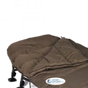 TRAKKER Big snooze + smooth sleeping bag 2