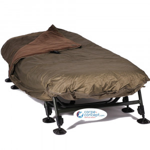 TRAKKER Big snooze + bed cover 1