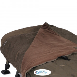 TRAKKER Big snooze + bed cover 2