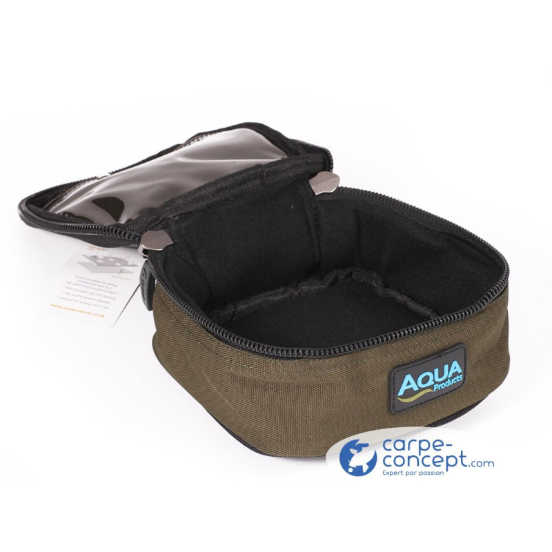 AQUAPRODUCTS Small bitz bag Black series
