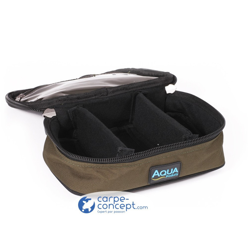 AQUAPRODUCTS Large bitz bag Black series