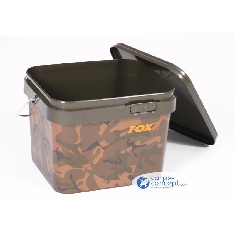 FOX Camo square bucket 10 litres