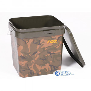 FOX Camo square bucket 17 litres