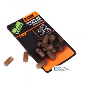 FOX Edges Drop Off Lead Plug & Pins x10 1