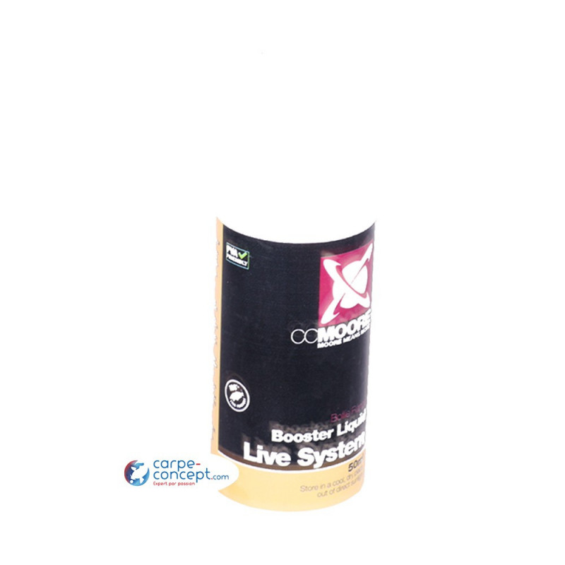 CC MOORE Booster liquid 50ml Live system