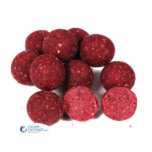 CARPE-CONCEPT Budget Boilies Garlic & Robin Red 20mm 10kg 2