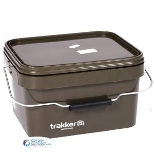 TRAKKER Olive Square Container 5lt 1