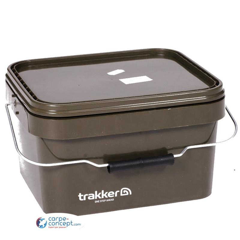 TRAKKER Olive Square Container 5lt