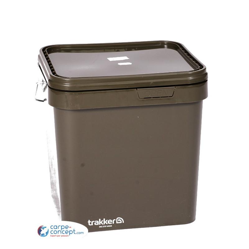 TRAKKER Olive Square Container 17lt
