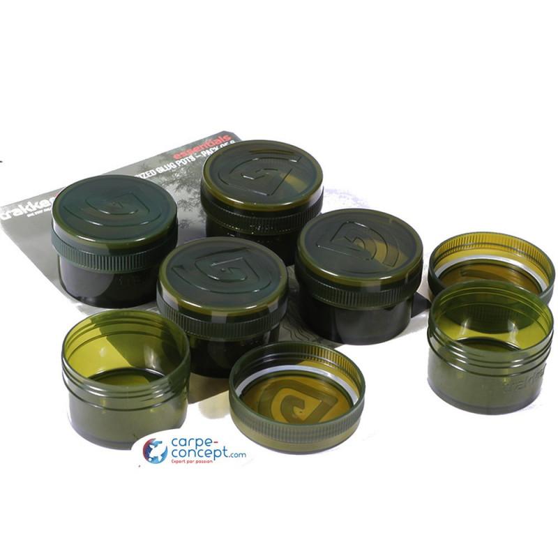 TRAKKER Half-Size Glug Pots