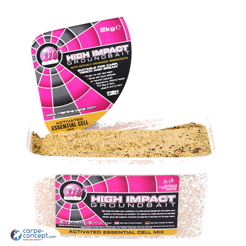 MAINLINE High Impact Groundbait Essential Cell 2Kg